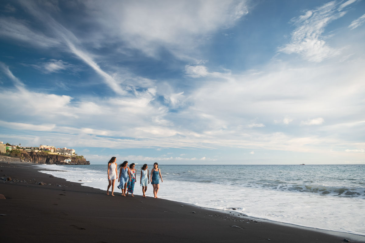FAQ-Praia Formosa is one of the best places in Funchal for wedding photo session
