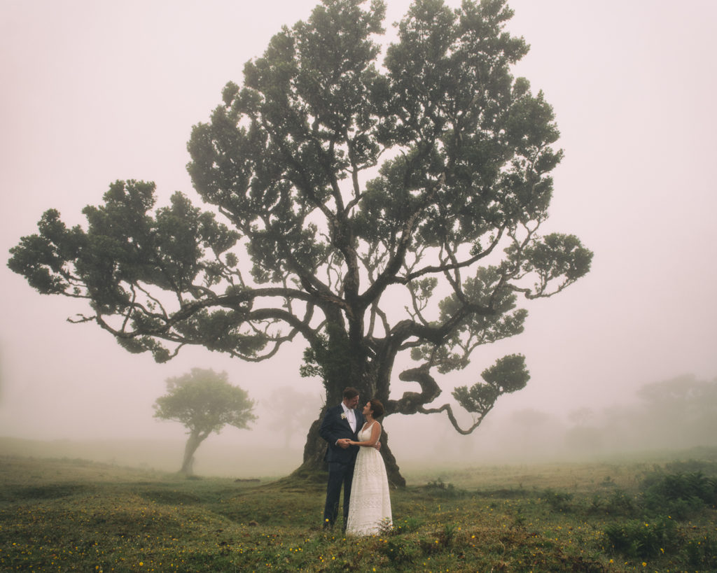 Wedding photography in Madeira