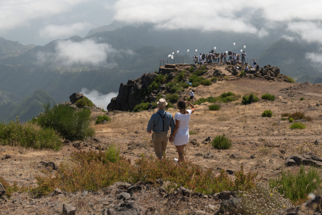video surprise wedding proposal in Madeira